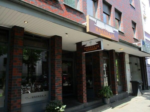Indisches Restaurant Düsseldorf Hafen