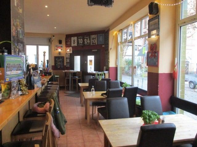 Cafe Diesseits Frankfurt